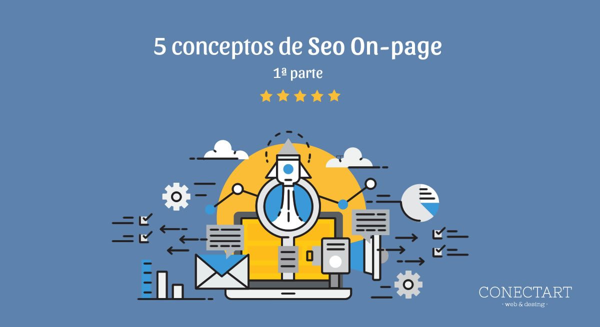5 Conceptos seo on-page