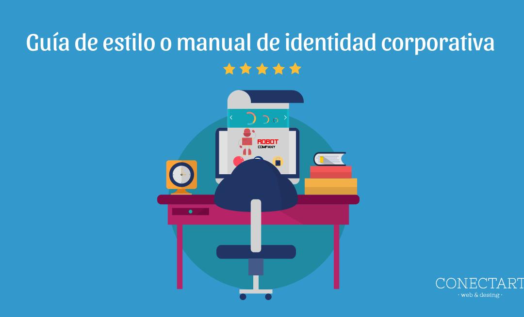 Guía de estilo o manual de identidad corporativa