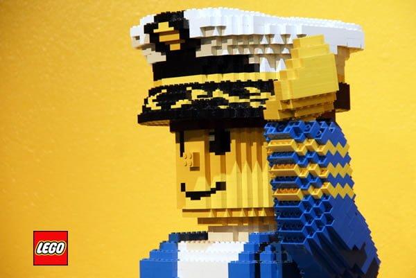 Muñeco Lego - Branding, que es